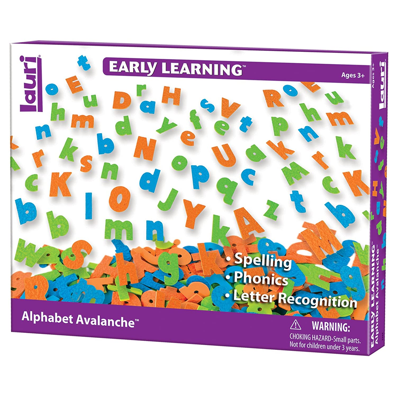 Amazon Lauri Alphabet Avalanche Toys & Games