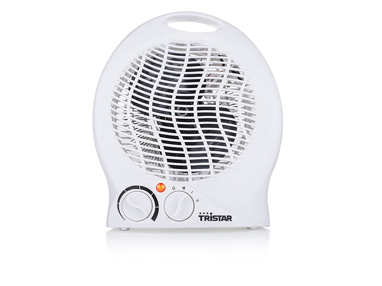 Tristar KA Calefactor eléctrico funciones ajustables termostato regulable ventilador W