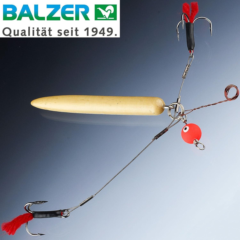 Balzer Matzes Auftriebssystem - Köderfischmontage Zum Grundangeln auf Hechte, Hechtmontage, Hechtsystem, Rig Zum Hechtangeln