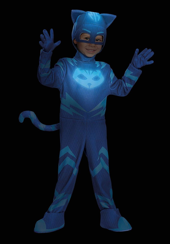 Pj Masks Catboy Boys Costume Size 3-5