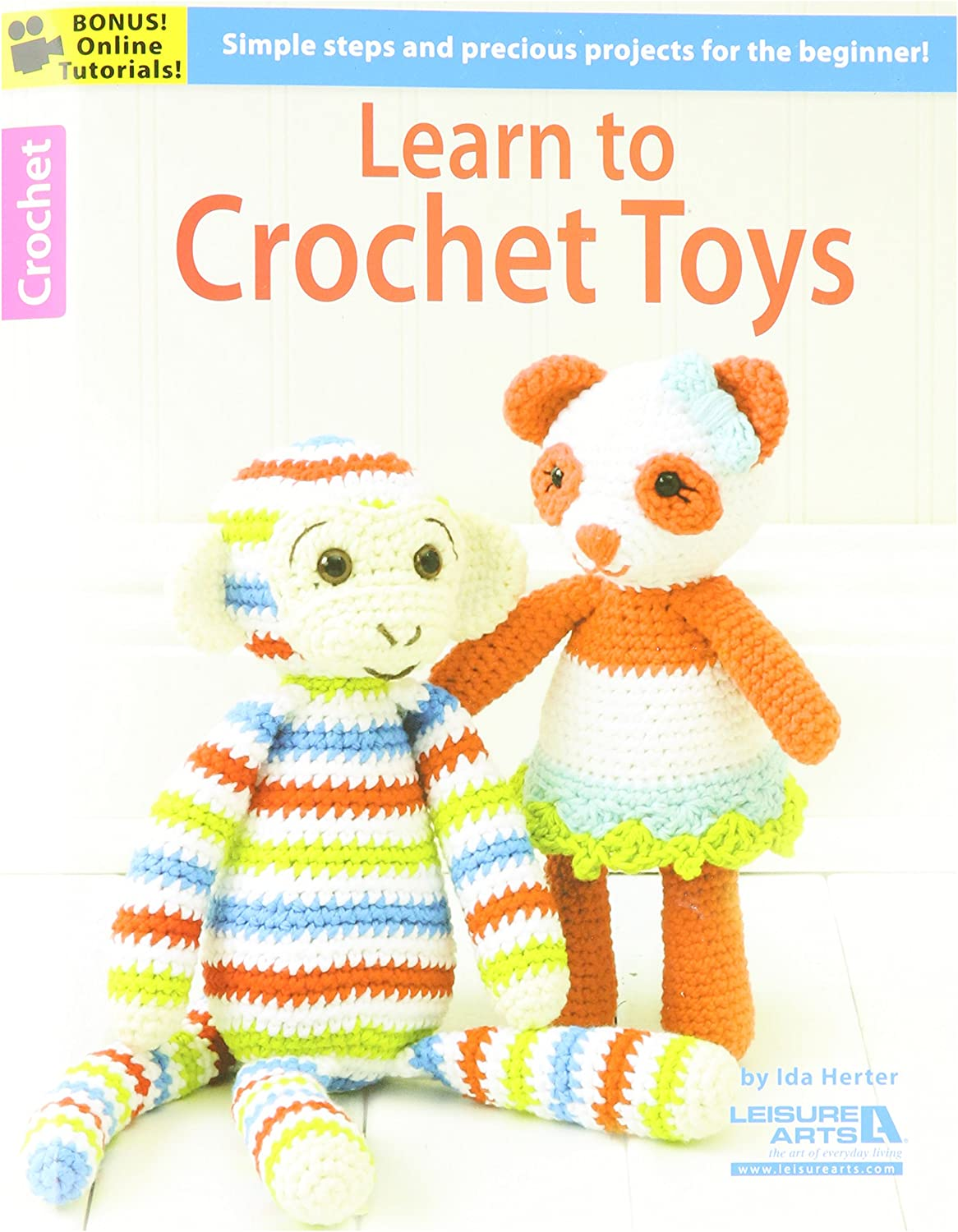 Cutest Crochet Creations: 18 Amigurumi Toys to Crochet: North ... | 1500x1170