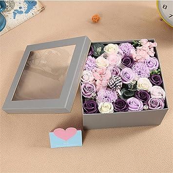 weihnachten geschenke valentinstag geschenk seife blume blume geschenk freundin freundin geburtstag geschenk zu versenden violett