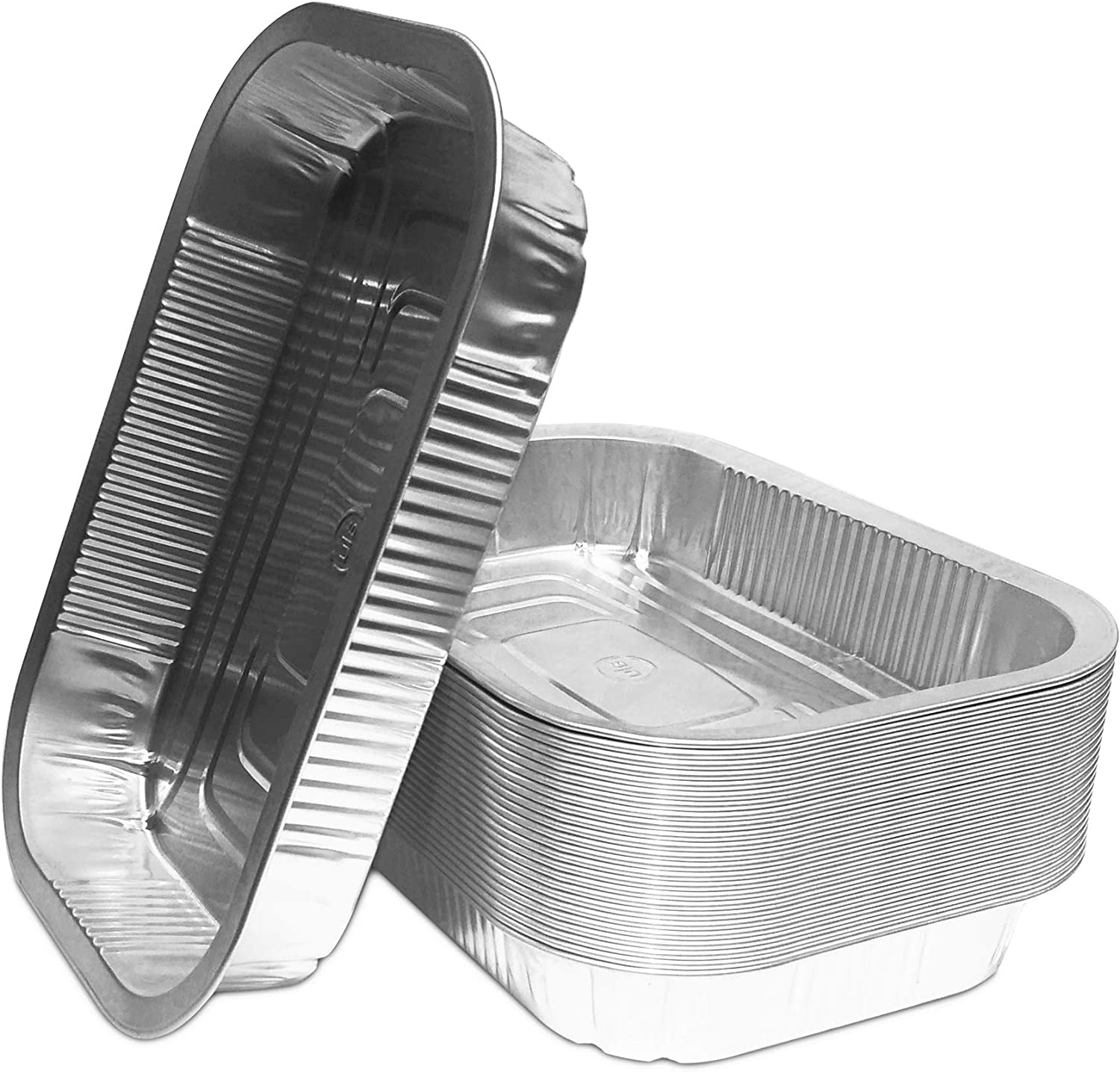 Aluminium tray for barbecue grill perfectly fitting for your Weber BBQ 100 high quality trays drip pan
