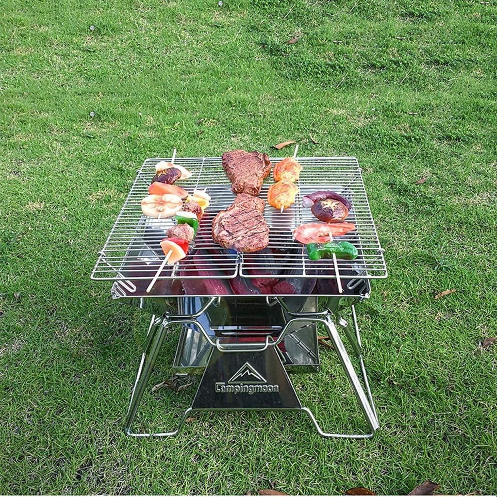 XuQinQin Barbecue Grill en Dehors de la Maison Grille de