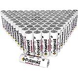 Polaroid AA Extreme Alkaline Batteries (100 Pack)
