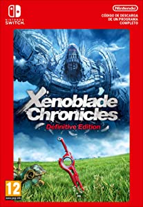 Xenoblade Chronicles Definitive Edition | Nintendo Switch - Código de descarga