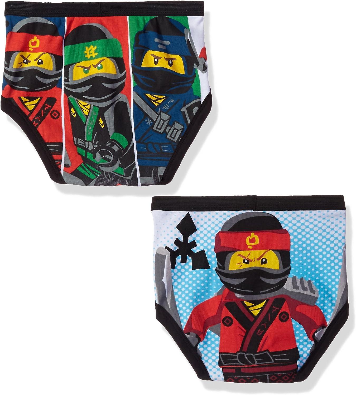 LEGO Boys Underwear pack of 5
