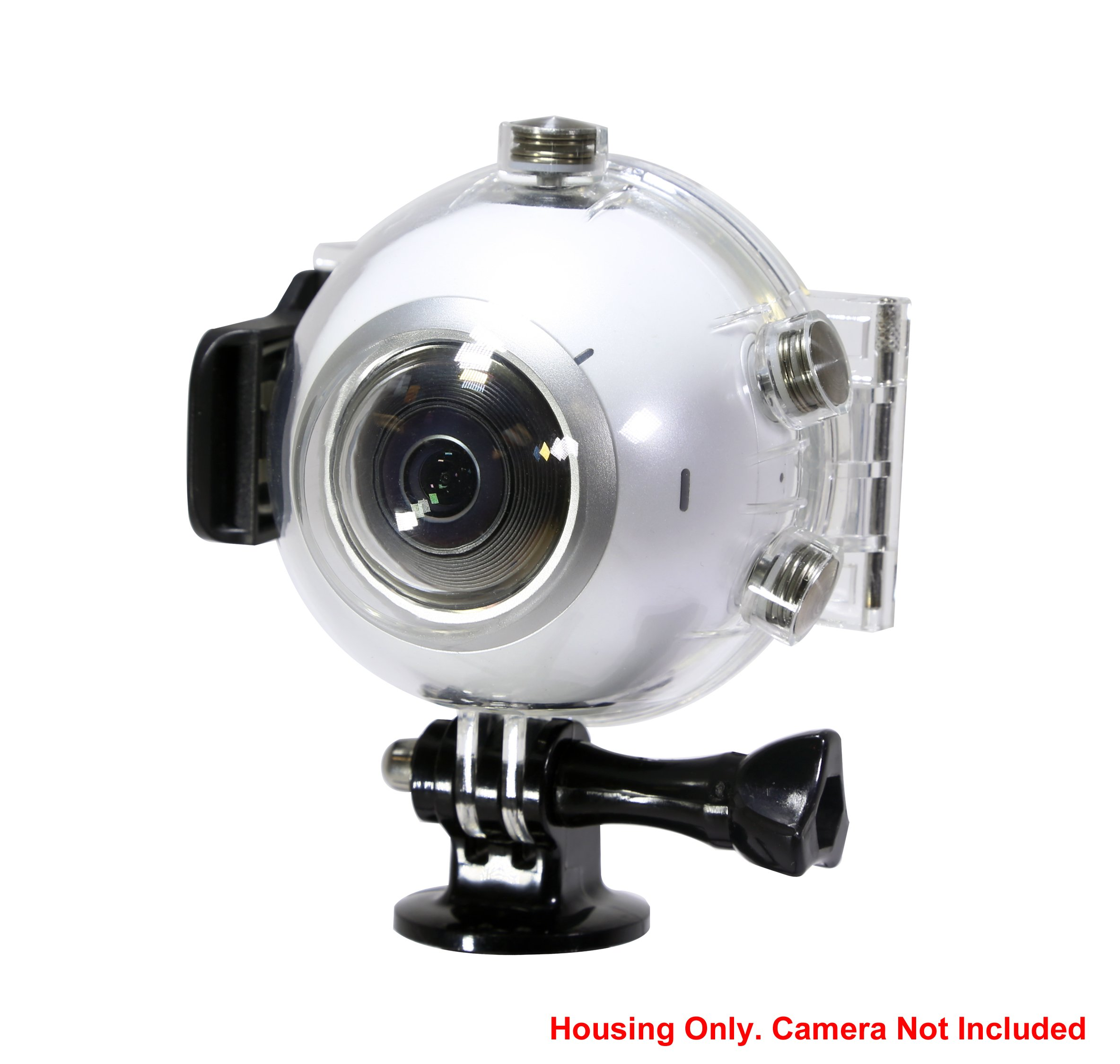 Underwater Housing Case for Samsung Gear 360 Camera (2016 V1 only) - NOT 2017 Version by VidPro