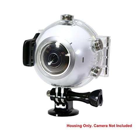 best website 88ede 611a0 Underwater Housing Case for Samsung Gear 360 Camera (2016 V1 only) - NOT  2017 Version