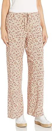 Hanro Women's Sleep and Lounge Woven Long Pant