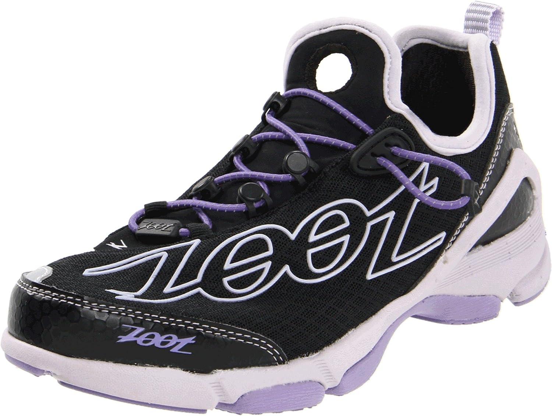 ZOOT Ultra TT 5.0 Zapatilla de Triatlón Señora, Negro/Púrpura, 37 ...