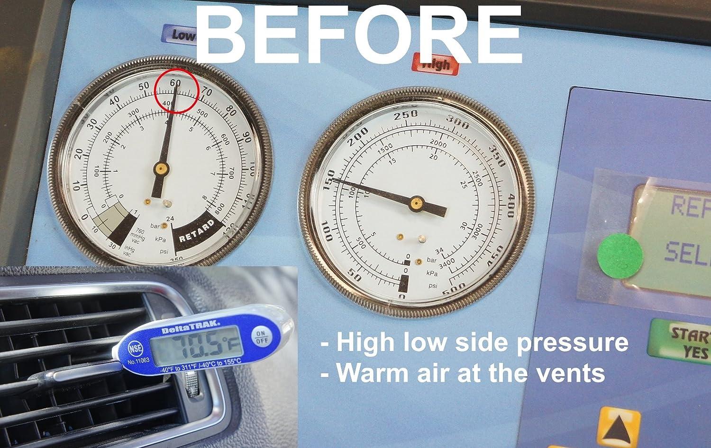 RKX AC Compressor Control Solenoid Valve For Delphi CVC14 BMW Volvo Mercedes