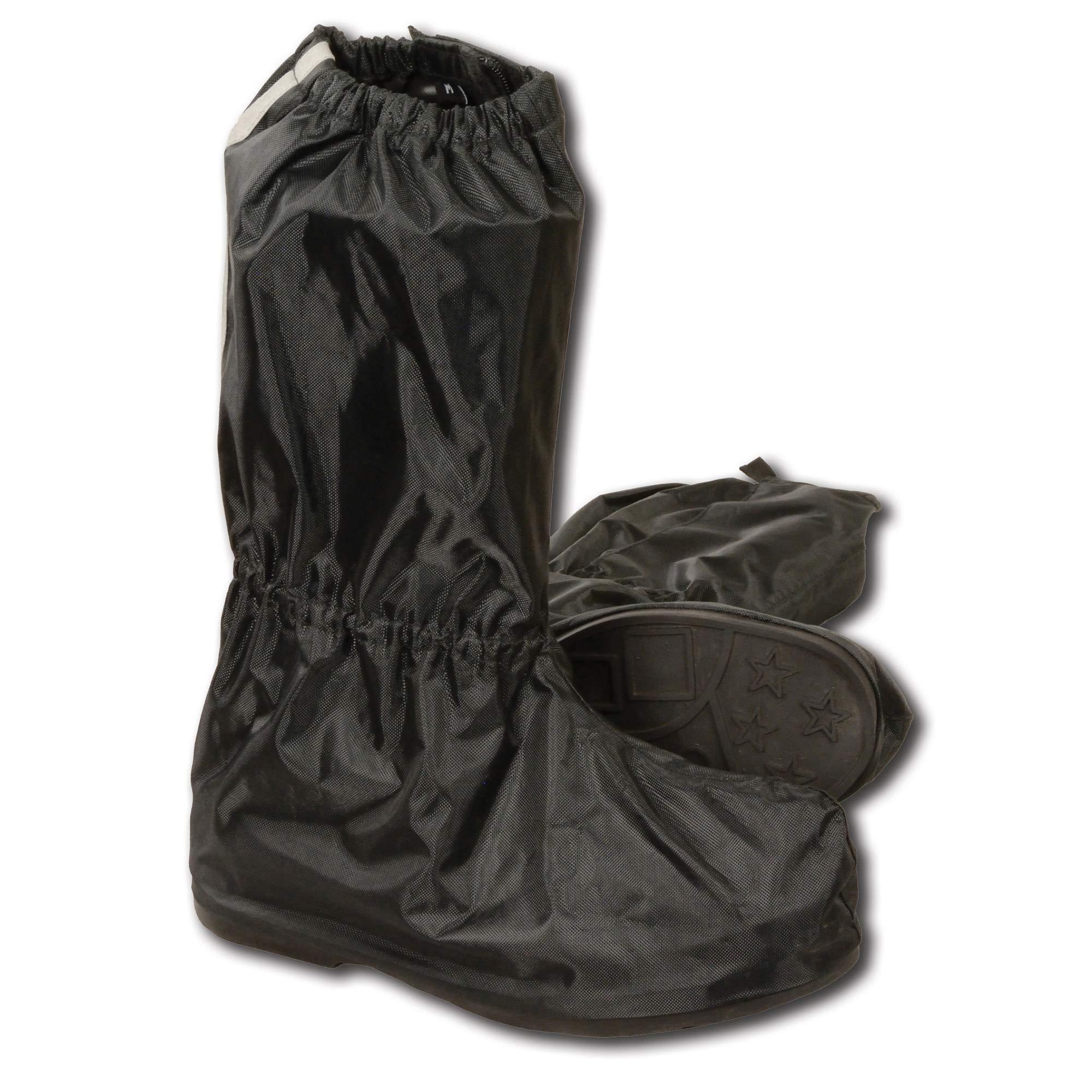 Milwaukee Rain Boot Cover (Black, Medium)