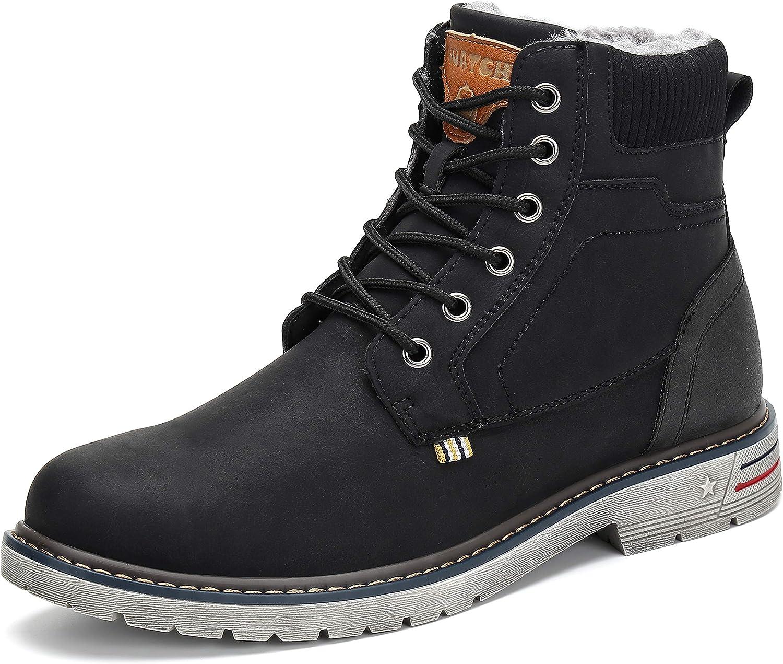 16 °C 4# WINTERSCHUHE WARM HERREN  Stiefel  Boots SCHUHE winterStiefel