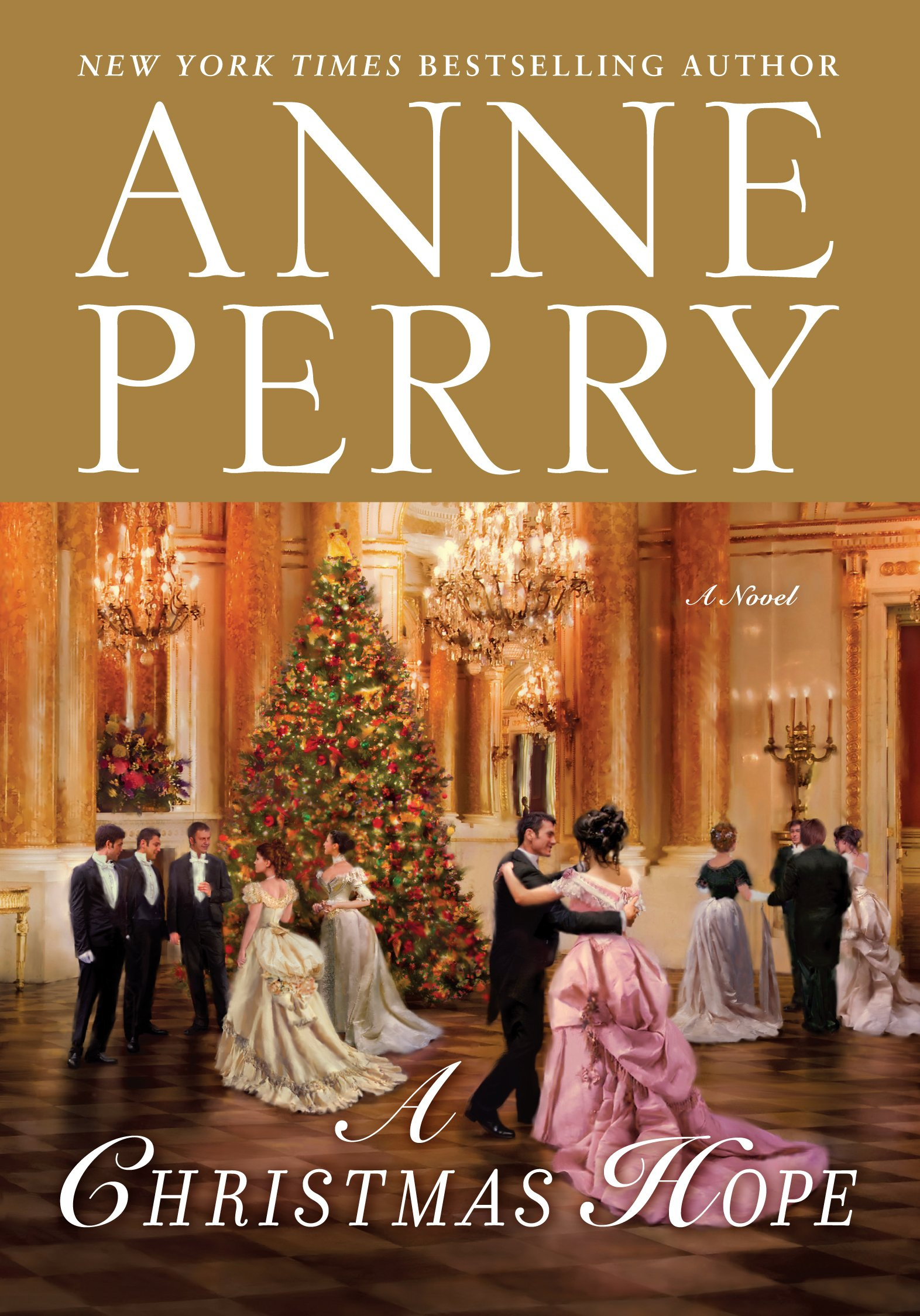 Christmas Hope Novel Anne Perry
