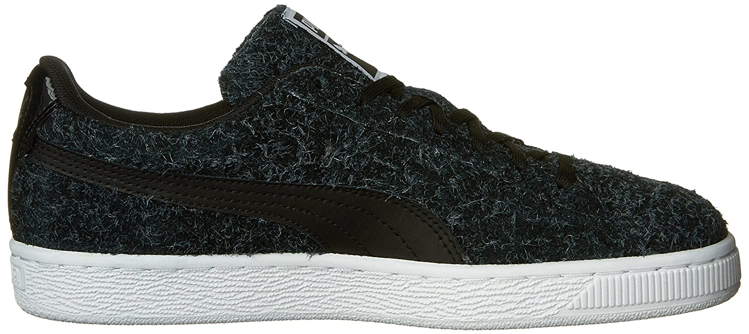 PUMA Women's M Suede Elemental WN's Fashion Sneaker B01C9JJHPI 8.5 M Women's US|Puma Black-puma White bbece4