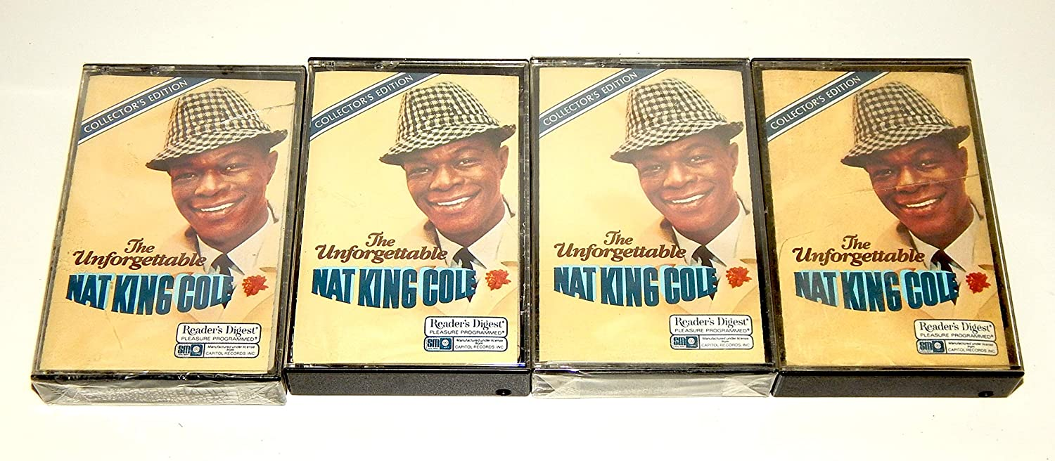 Nat King Cole The Unforgettable Nat King Cole Amazon Com Music