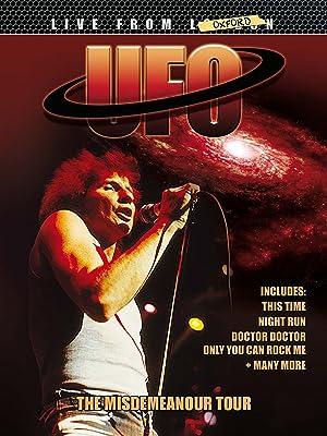 Amazon.com: UFO - The Misdemeanor Tour: Phil Mogg, Paul Gary ...