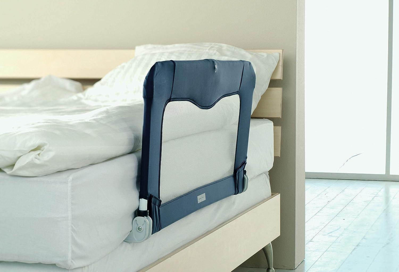 BabyDan Folding Bed Guard Black