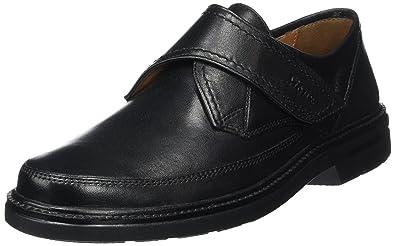 Sioux Manfred - Mocasines de Cuero Hombre: Amazon.es: Zapatos y complementos