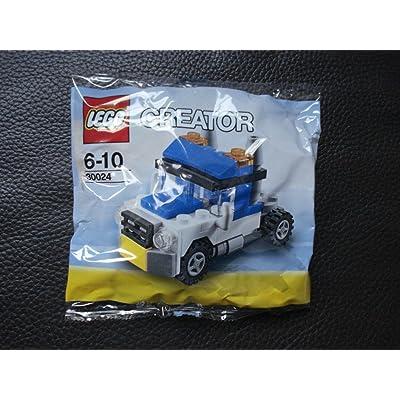 LEGO Creator Set #30024 Truck Cab Bagged: Toys & Games