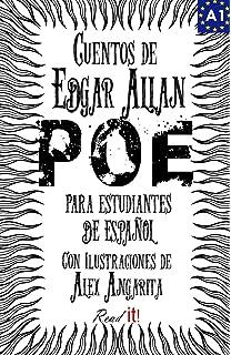 Cuentos de Edgar Allan Poe para estudiantes de español. Nivel A1: Tales from Edgar
