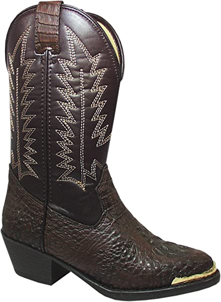 Smoky Mountain Kids Synthetic Gator Western Boot Smoky Mountain Boots