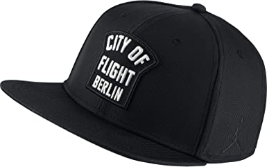 Nike Air Jordan Jumpman Pro City of Flight Berlin Hat, Gorra ...