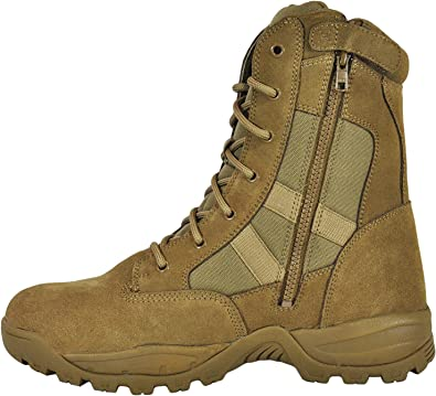 Smith & Wesson Tactical Size Zip Boot | Best Jungle Boot