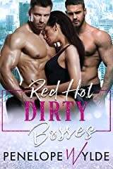 Red Hot Dirty Bosses: Military Alpha Hero, Menage Office Romance (Red Hot Steamy Romance Book 3) Kindle Edition