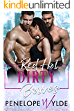 Red Hot Dirty Bosses: Military Alpha Hero, Menage Office Romance (Red Hot Steamy Romance Book 3)