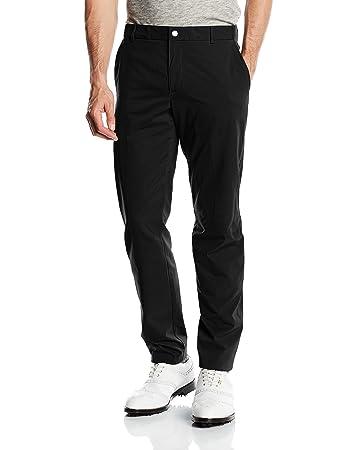 Nike Golf Modern Tech Woven Pants (Black/Wolf Grey) (28-32