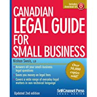 Canadian Legal Guide for Small Business