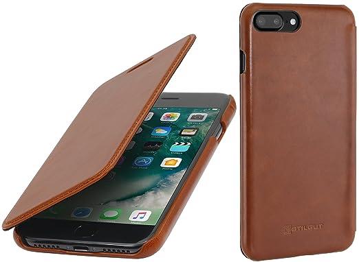 "8 opinioni per StilGut Book Type Case, custodia in pelle cover per iPhone 7 Plus (5,5"")."