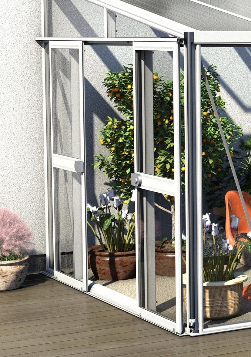 vitavia doble – Puerta corredera Kit de ampliación para ...