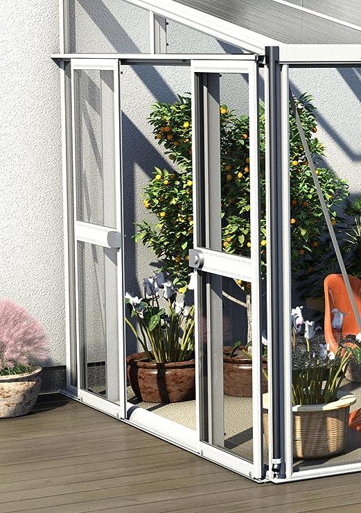 vitavia doble – Puerta corredera Kit de ampliación para invernadero