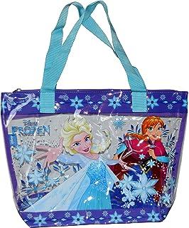 Amazon.com: Concepto Uno Bolsos de Mano Frozen Anna y Elsa ...