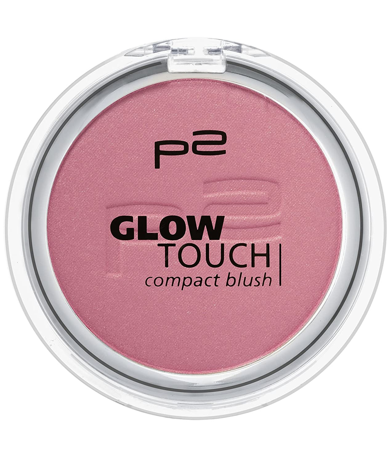 p2 cosmetics Glow Touch Compact Blush 010, 3er Pack (3 x 5 g) TPFF048/010-10