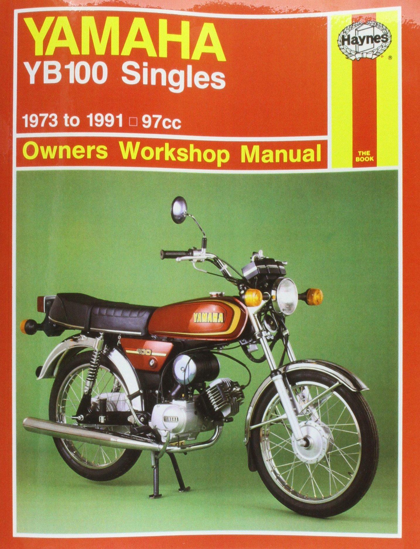 Yamaha YB100 Singles (Motorcycle Manuals): Pete Shoemark: 9781850108412:  Amazon.com: Books