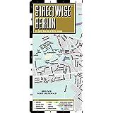 Streetwise Berlin Map - Laminated City Center Street Map of Berlin, Germany (Michelin Streetwise Maps)