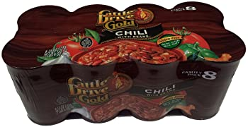Beef Chili with Beans by Cattle drive gold
