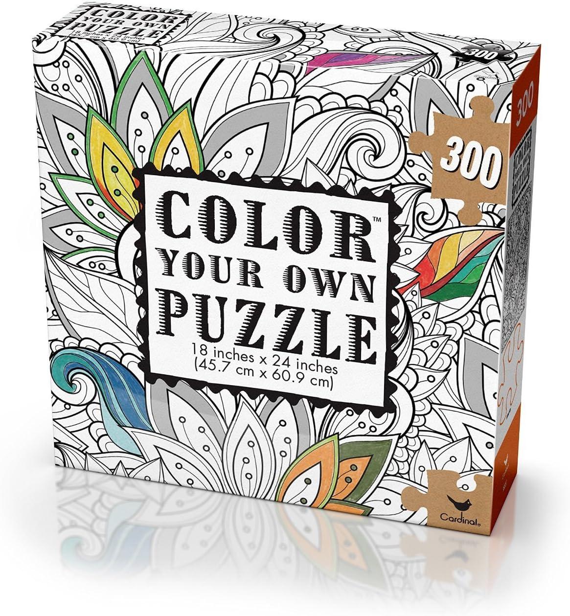 - Color Your Own Puzzle Azspringtrainingexperience