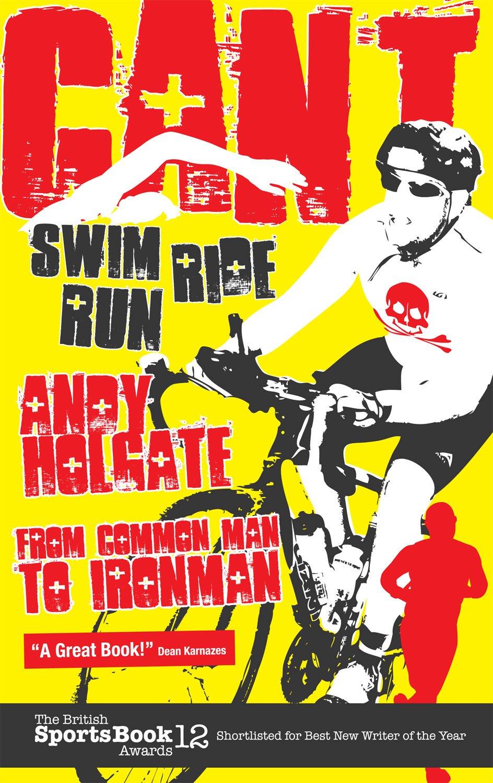 Cant Swim Ride Run Ironman product image