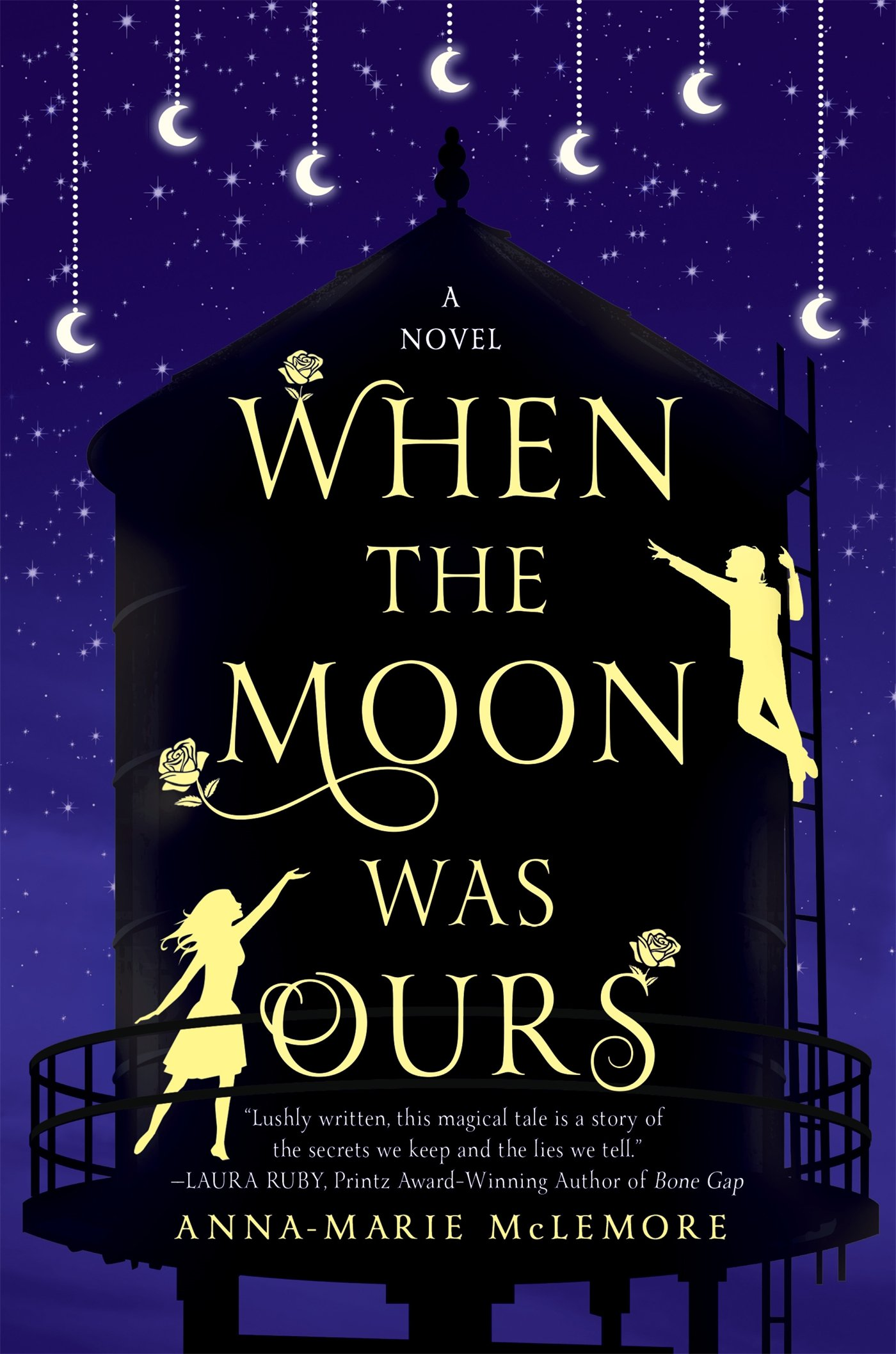 Amazon.com: When the Moon Was Ours: A Novel (9781250058669): McLemore,  Anna-Marie: Books