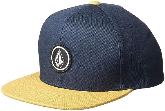 6e9dca2fdb846 Amazon.com  Volcom Big Boys  Quarter Twill Hat  Clothing