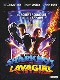 Adventures Of Sharkboy And Lava Girl