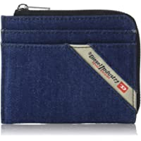Diesel 男式 Denimline Pass-me-Card 卡包