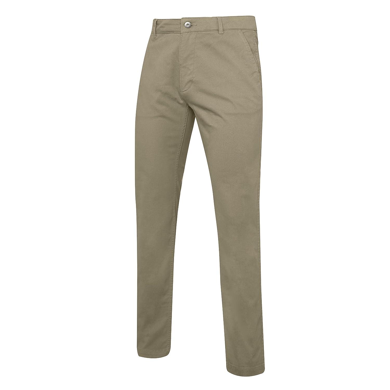 Asquith & Fox Pantalón de traje - para hombre Marrón caqui ...