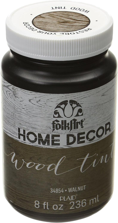 FolkArt Home Decor Wood Tint (8 Ounce), 34854 Walnut