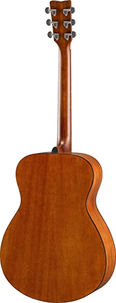 yamaha fs800 small body acoustic guitar review